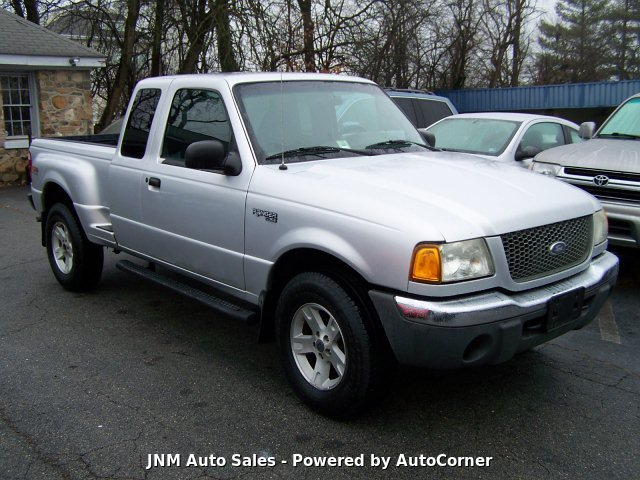 2003 Ford Ranger FX4 Off-Road SuperCab 4WD 5-Speed Automatic